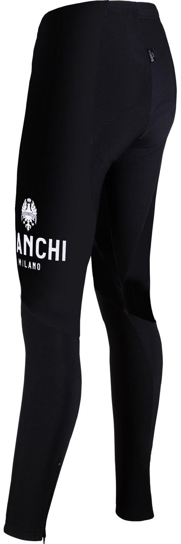 Bianchi Milano Varna womens cycling tights black (I18-4000). Next 2134efea7