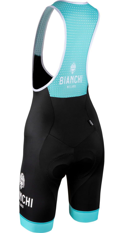 Bianchi Milano NOCITO BIB womens cycling bib shorts black (E19-4300).  Previous 4273589d9