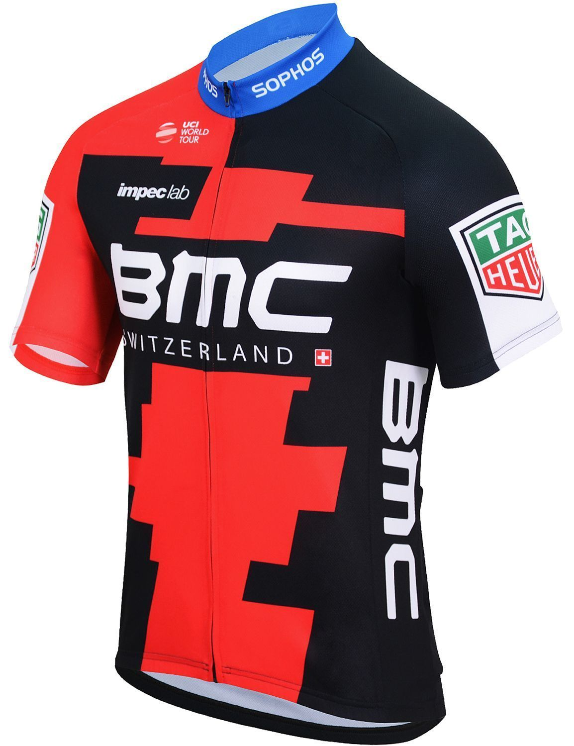a321617e0 BMC RACING TEAM 2018 Promo-Set (jersey + strap trousers) - professional cycling  team