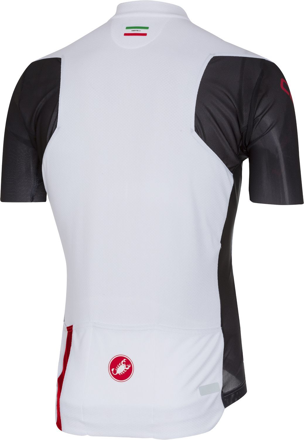 Previous. Castelli ENTRATA 3 short sleeve cycling jersey white · Castelli  ENTRATA 3 short sleeve cycling jersey white 3475f6aa4