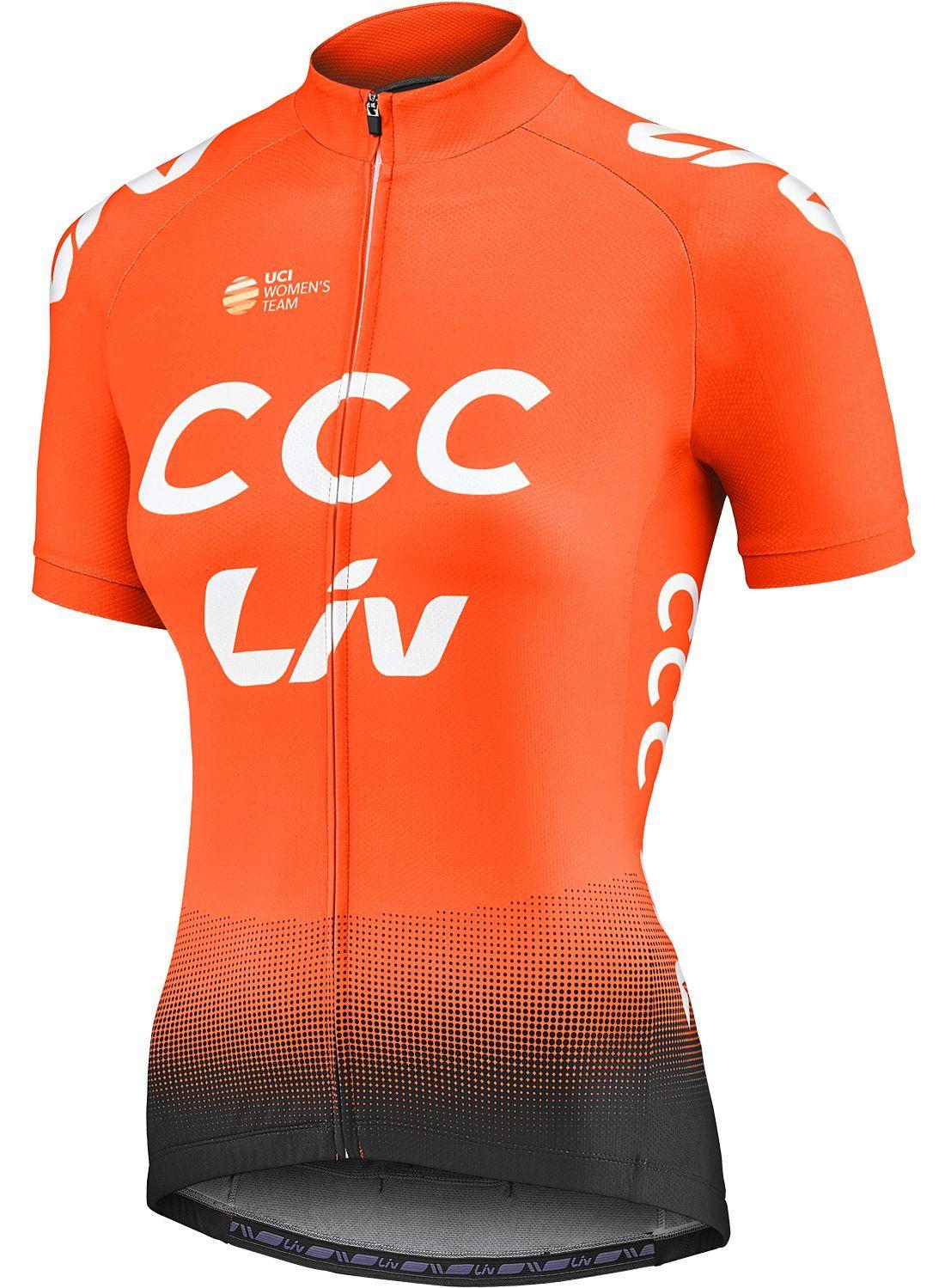 d65b9025 CCC - LIV TEAM 2019 REPLICA womens set (jersey + shorts) - professional  cycling team