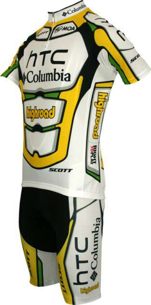 18e38ca96aa Columbia 2010 Nalini professional cycling team - cycling set (jersey with  short zip and black. Previous