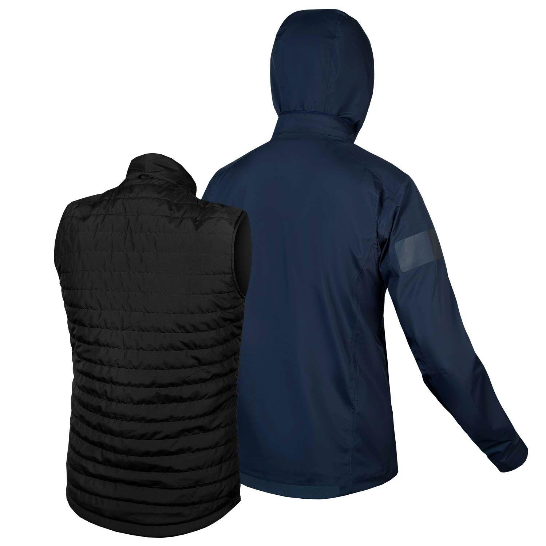 b51dd8a9c53516 Trikotexpress | Endura URBAN 3 in 1 waterproof jacket navy (E9130NA ...