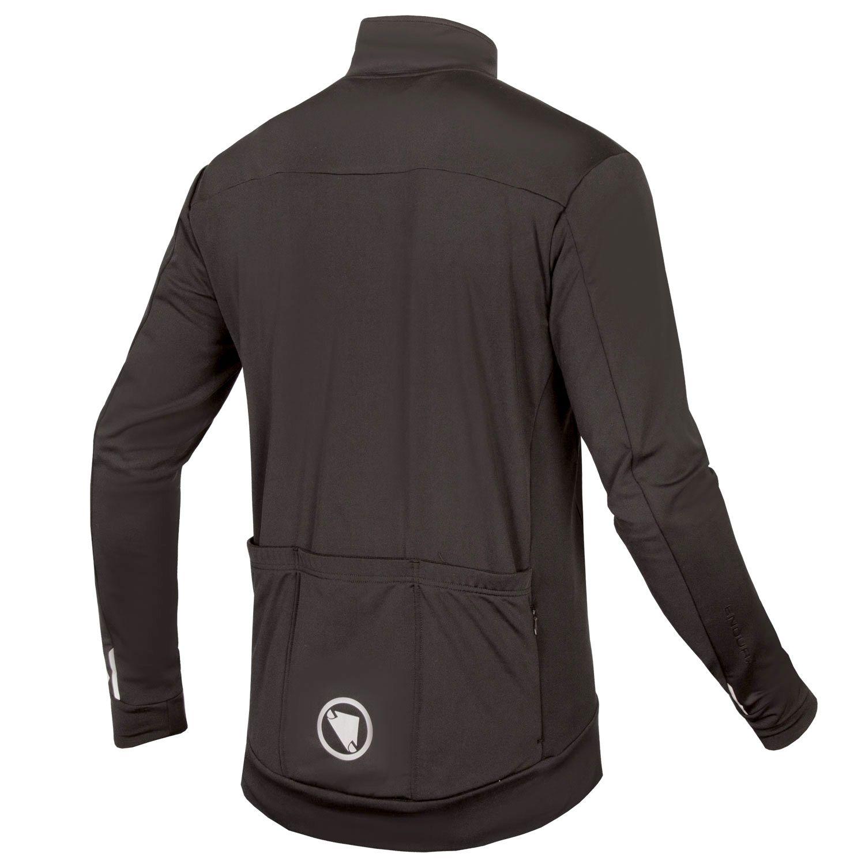 ENDURA XTRACT ROUBAIX long sleeve cycling jersey black (E3134BK) 45c7b4fa3