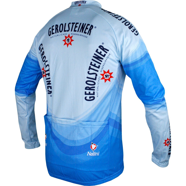 520319923 Gerolsteiner 2005 Fiat Nalini professional team - cycling long sleeved  jersey. Next