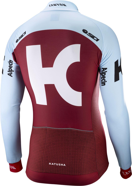 Previous. KATUSHA ALPECIN 2018 long sleeve cycling jersey - professional  cycling team. KATUSHA ALPECIN 2018 long sleeve cycling jersey ... 5025341a6