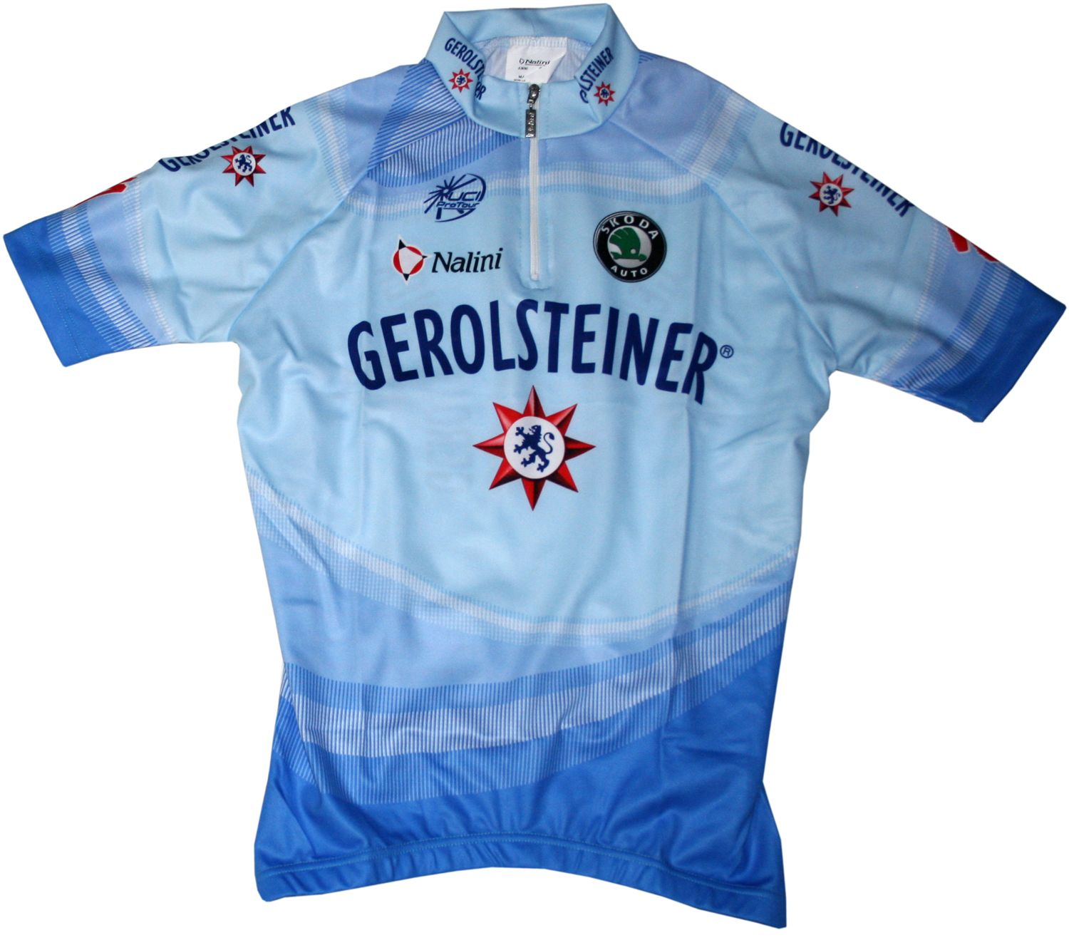 0648bd9c6 Gerolsteiner 2008 cycling set for kids (jersey