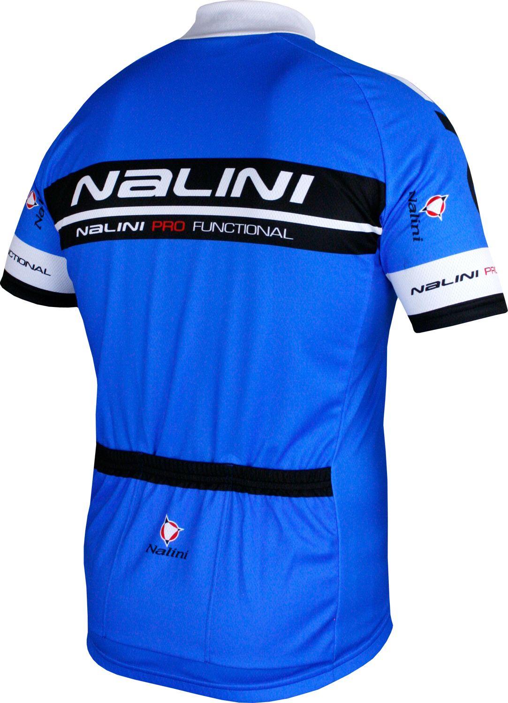 Nalini PRO DRACONIS Radtrikot kurzarm blau 5200