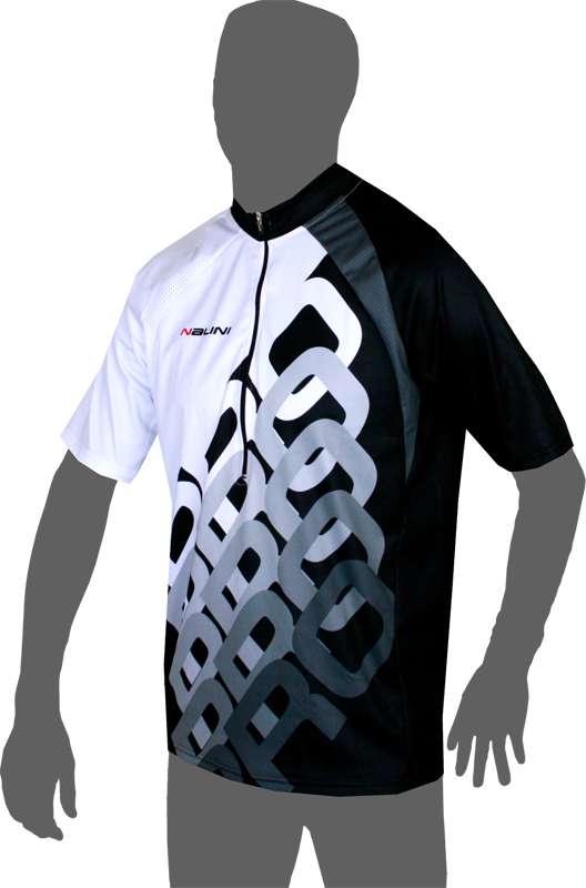 Nalini PRO INFINITY mtb - short sleeve jersey black. Previous 49feb6cfb