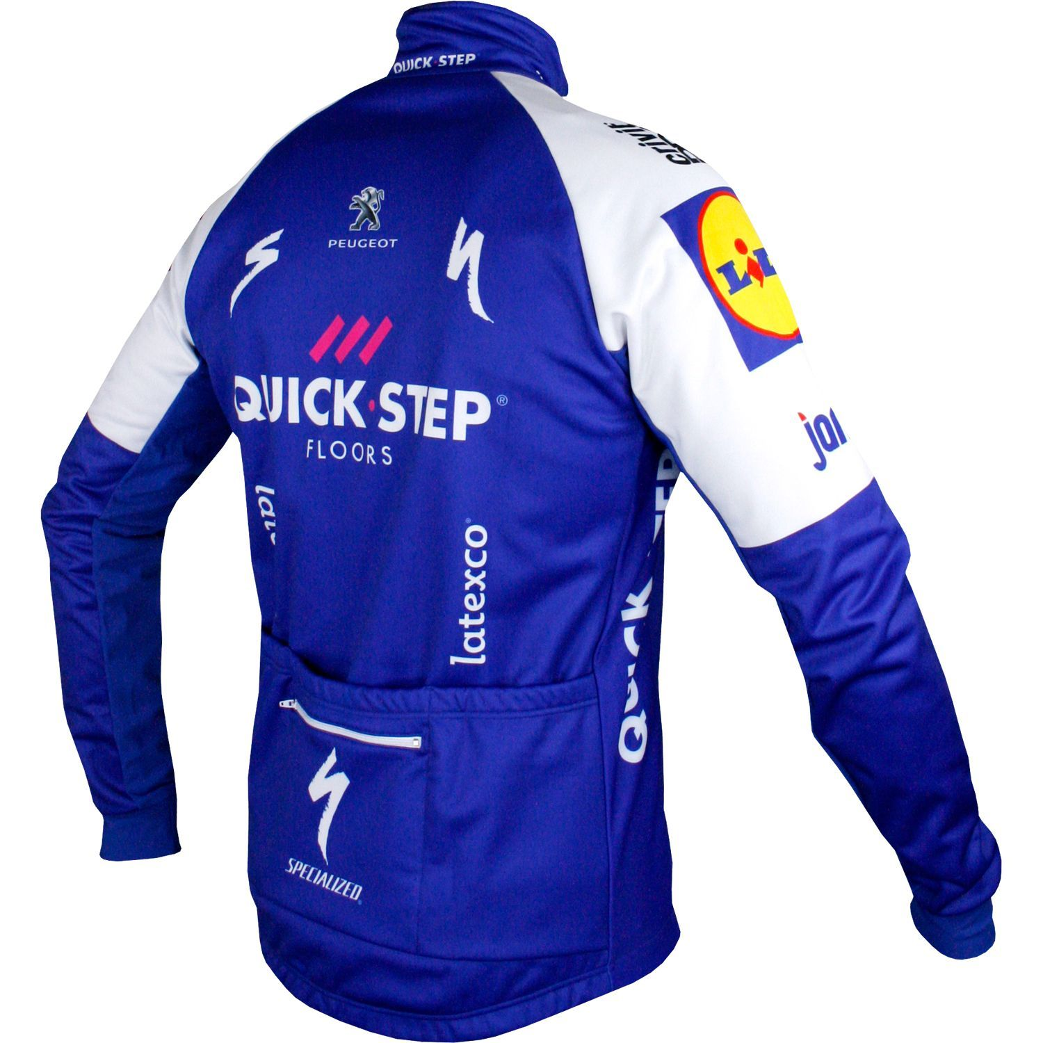 Trikotexpress quick step floors 2017 winter cycling for Quick step floors cycling team