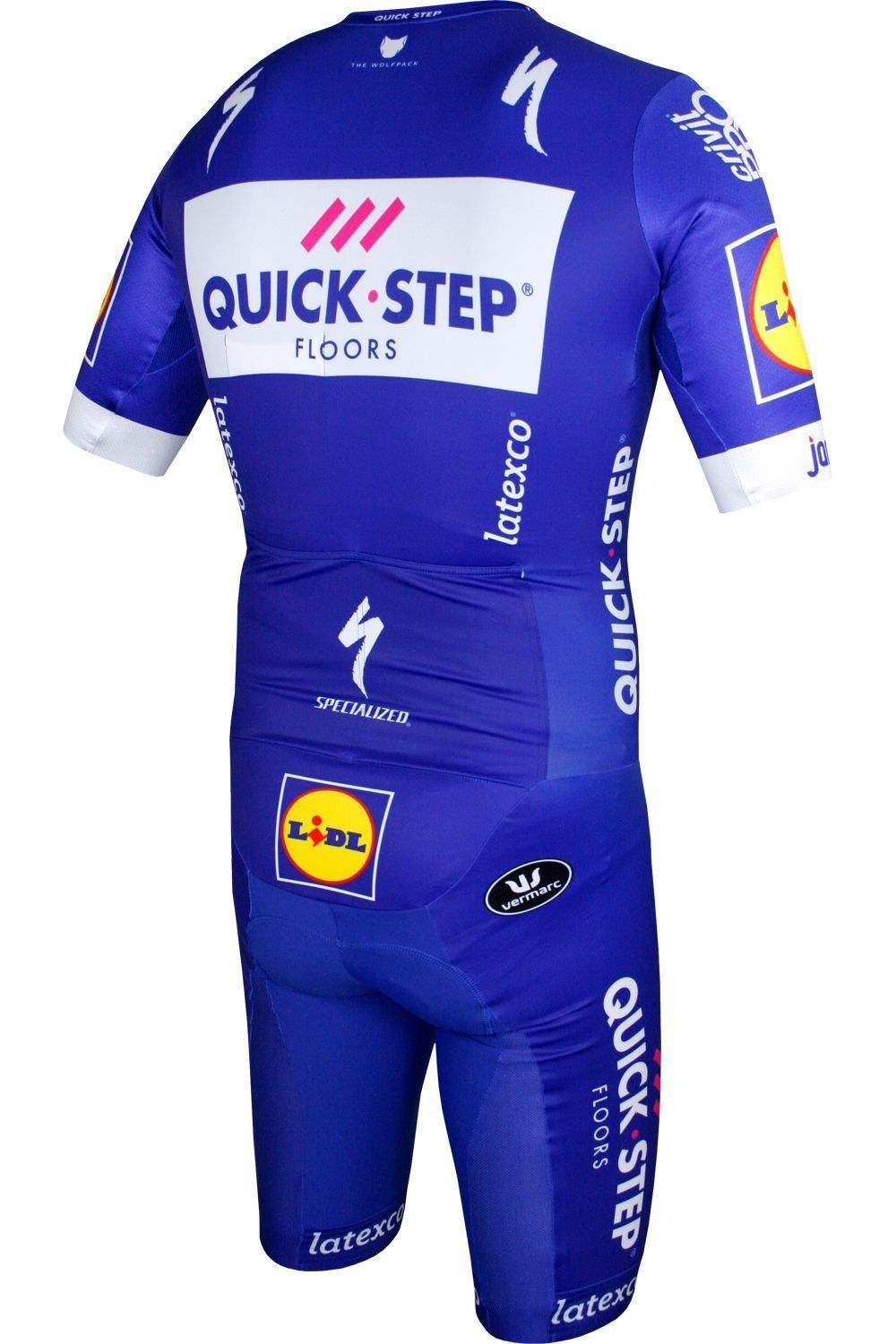 c52a5bf8a Quick-Step Floors 2018 racing sprint-skinsuit (PRR