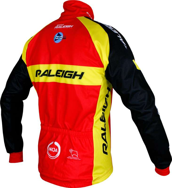 0eb4be1d1 RALEIGH-GAC 2015 winter jacket - MOA professional cycling team. Next