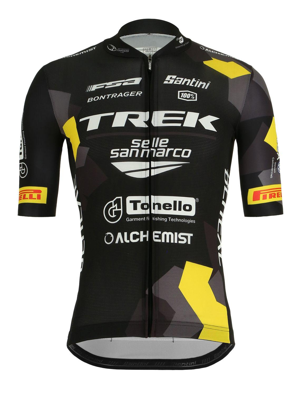 6f01d5a6e TREK-SELLE SAN MARCO 2019 set (jersey + bib shorts) - Santini cycling.  Previous