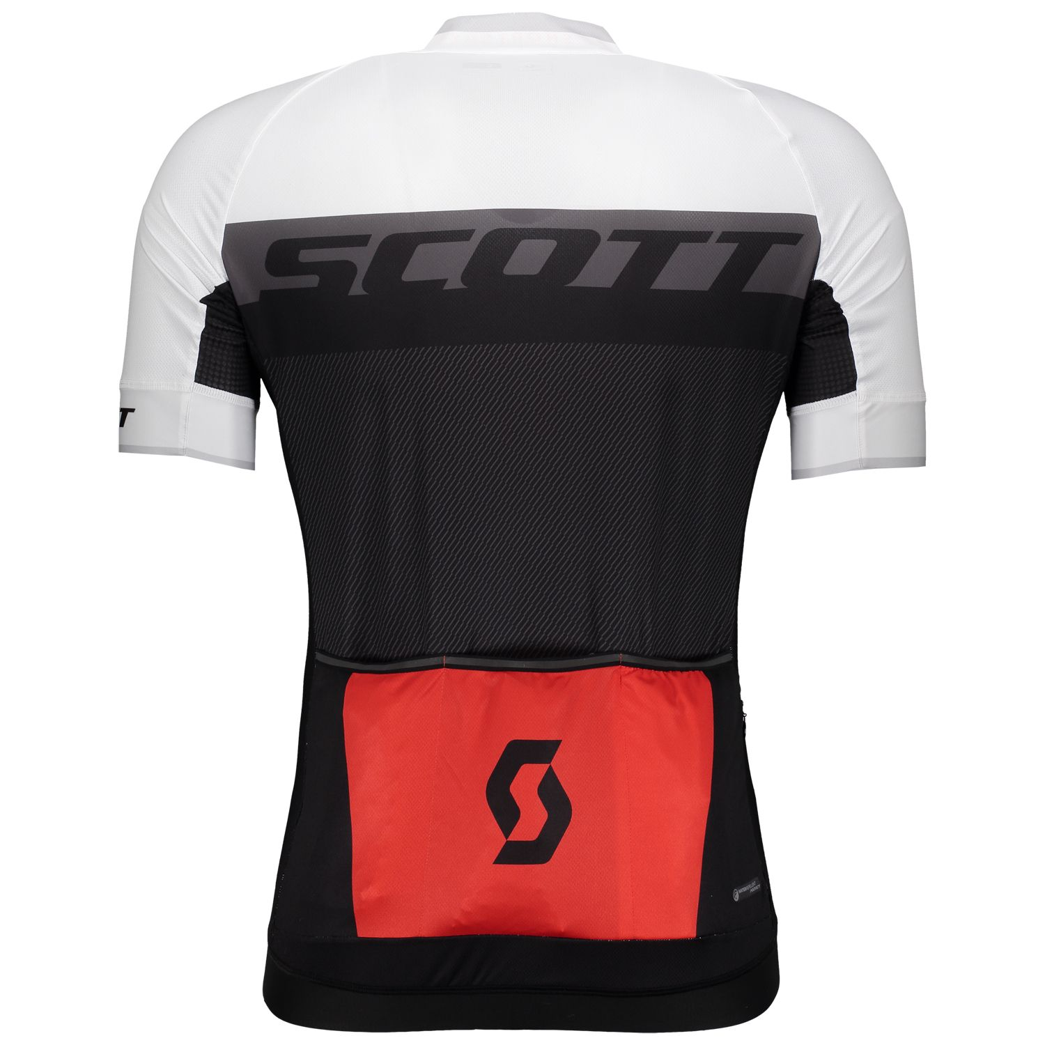 0ed396e10 ... short sleeve cycling jersey black fiery red (264821). Next