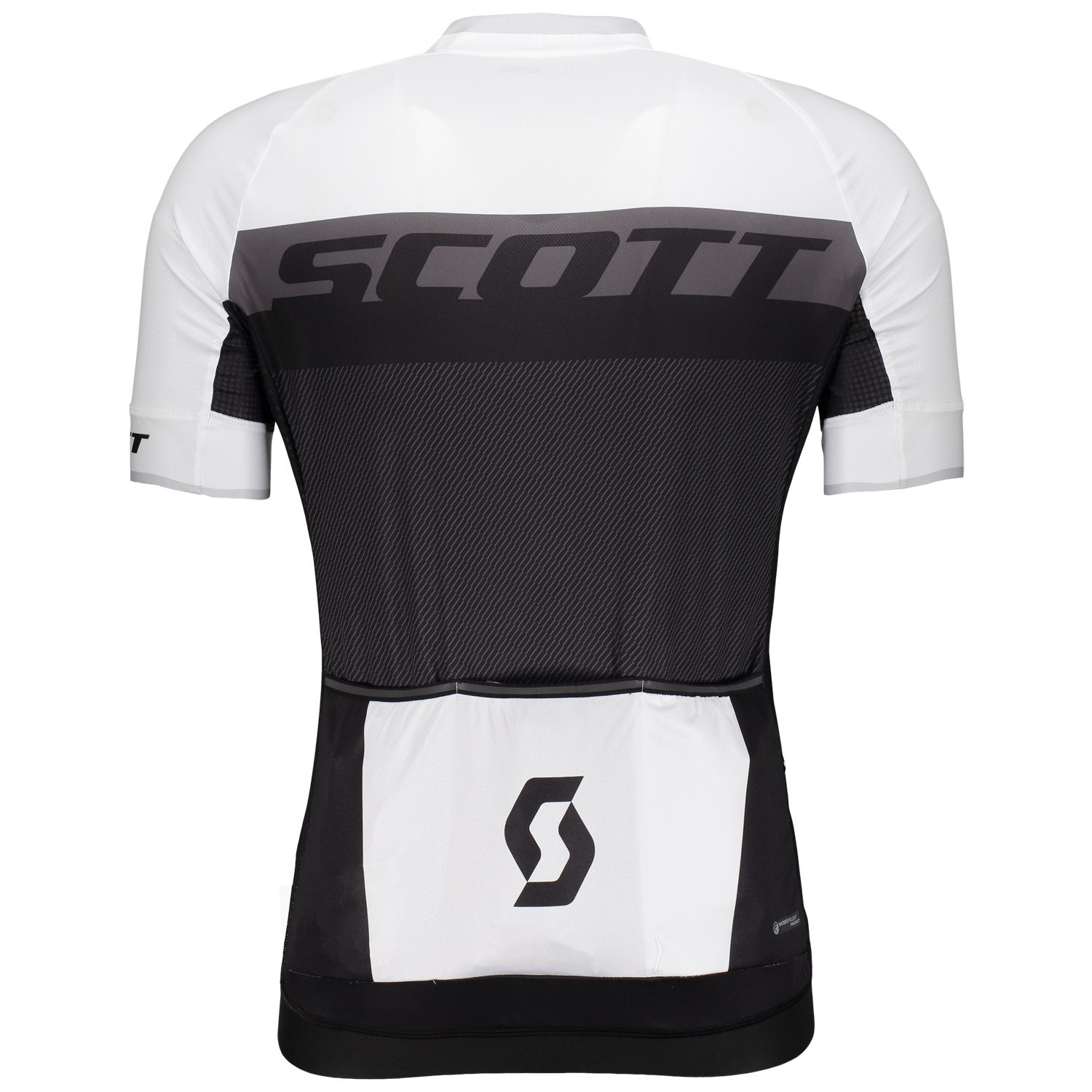 1247e4d31 ... short sleeve cycling jersey black white (264821). Next