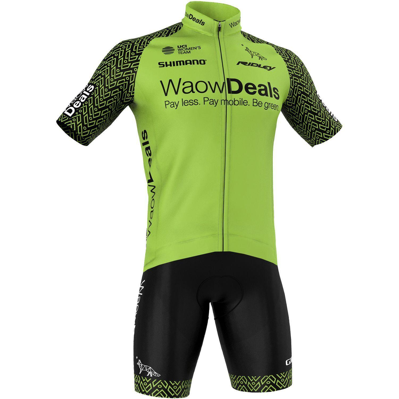 GIESSEGI Waowdeals Pro Cycling 2018 short sleeve cycling jersey - professional  cycling team 652b71562