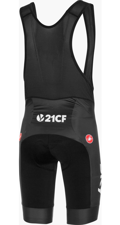 CASTELLI TEAM SKY 2018 FAN cycling bib shorts - professional cycling team 9c381ec9d