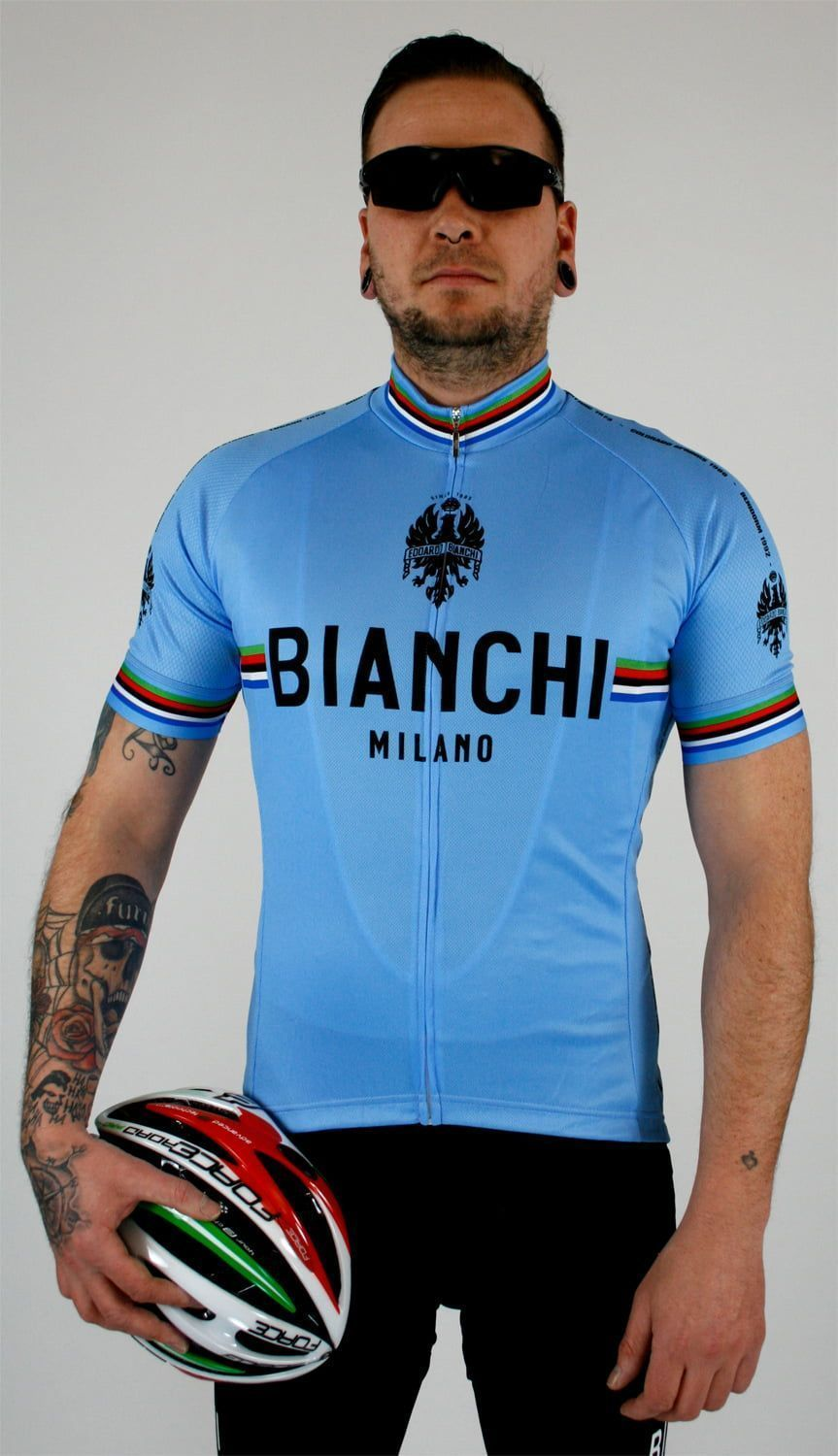 ... short sleeve cycling jersey blue (E19-4180). Previous f72a71364