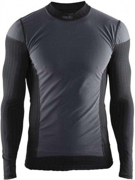 Craft Active Extreme 2.0 langarm Unterhemd schwarz windstopper 2