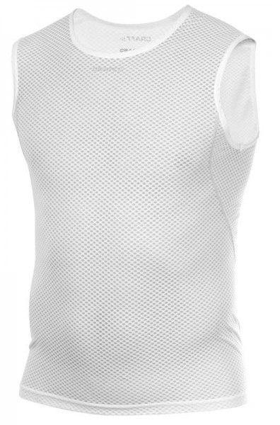 CRAFT Stay Cool Mesh Superlight SL Netzunterhemd weiß (194378-1900)