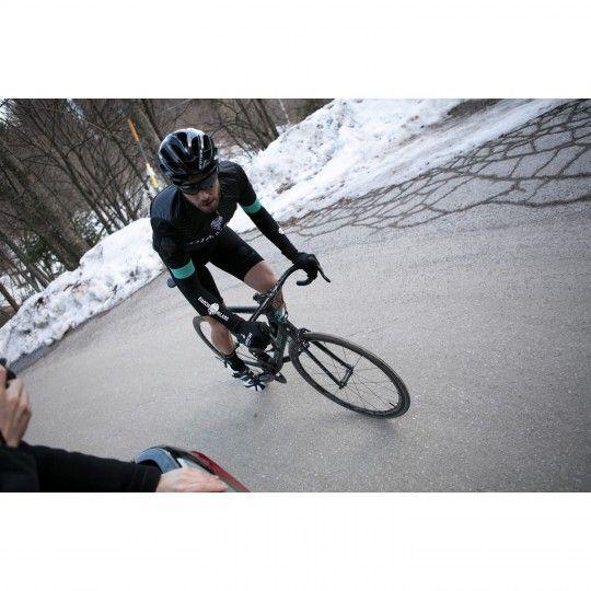 Actionbild 1 Bianchi Milano Pusteria Winter-Armlinge schwarz