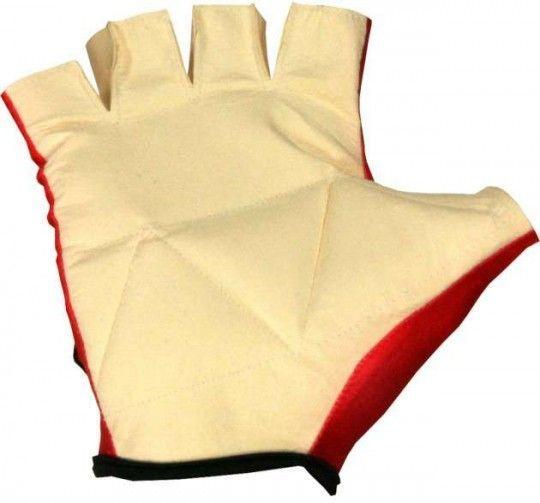 Lotto Adecco Nalini Radsport-Profi-Team - Radsport-Kurzfinger-Handschuh