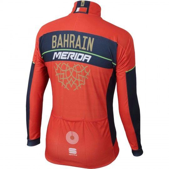 BAHRAIN MERIDA 2018 Fahrrad Winterjacke 2