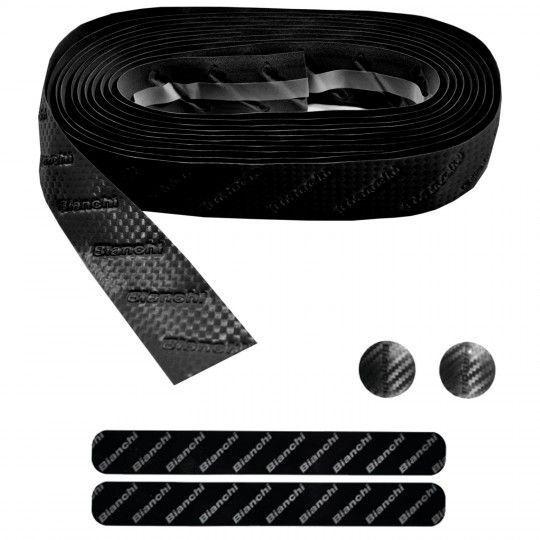 Bianchi CARBON Lenkerband schwarz 2