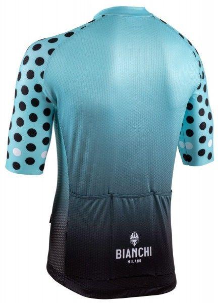 Bianchi Milano Cedrino Radtrikot kurzarm celeste 4300 2