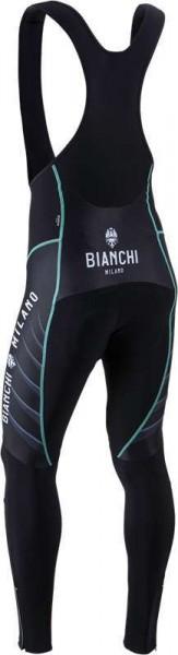 Bianchi Milano FLERES Wintertraegerhose schwarz 2