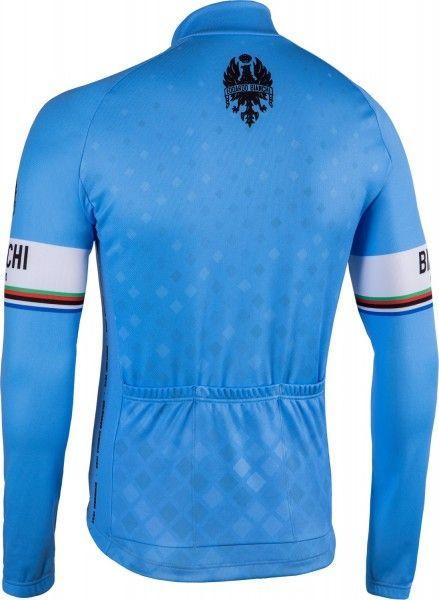 Bianchi Milano Langarmtrikot Leggenda blau 4180 2