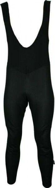 BIRMANIA 8 schwarz - Winterhose (Windprotection) ohne Sitzpolster - NALINI Radsportbekleidung aus der Base - Kollektion