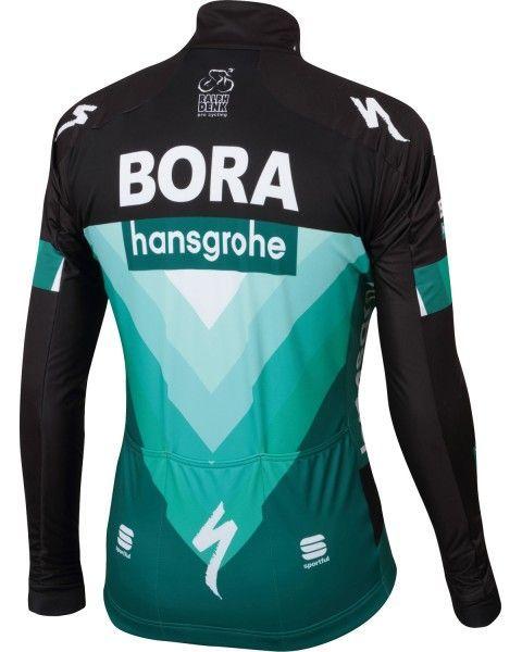BORA-hansgrohe 2019 Fahrrad Winterjacke 2