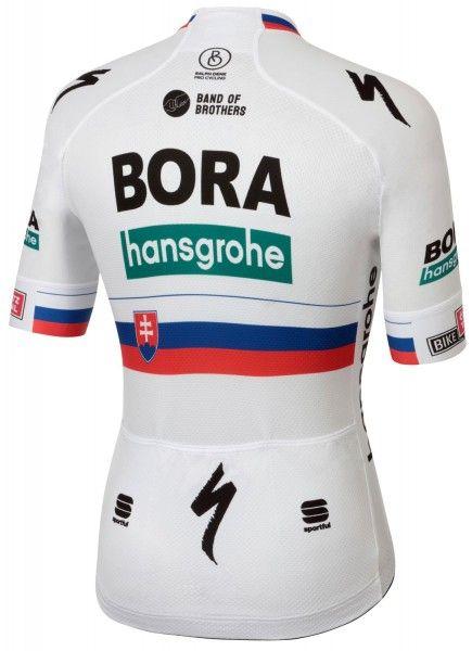 Bora Hansgrohe 2020 slovakischer Meister Radtrikot kurzarm 2