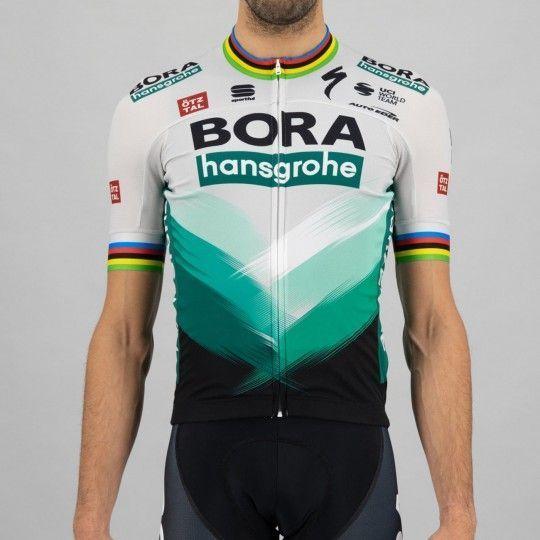 Bora Hansgrohe 2021 Sagan Edition Radtrikot kurzarm 2