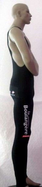 Brioches la Boulangere 2004 Radsport-Winterhose - Nalini Radsport-Profi-Team