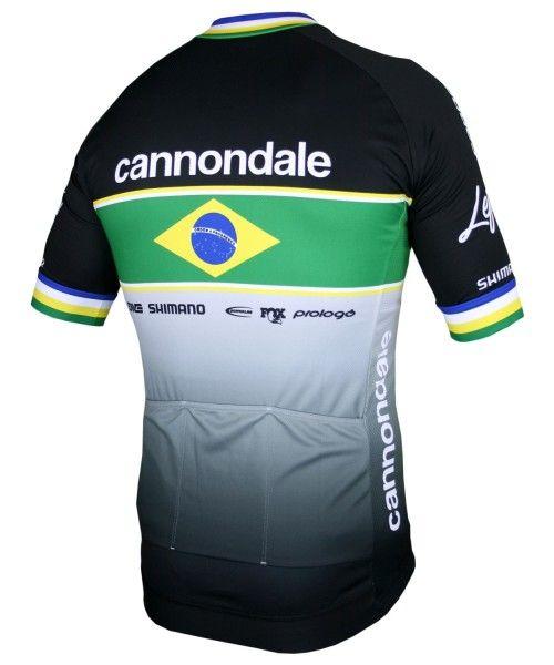 Cannondale Factory Race brasilianischer Meister 2020 Radtrikot 2