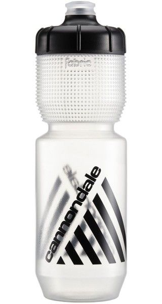 Cannondale RETRO Trinkflasche 750ml by Fabric (E18) transparent-schwarz