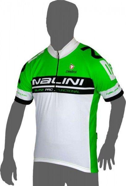 Nalini CANTREROS Kurzarmtrikot weiß/grün Größe XL (5)