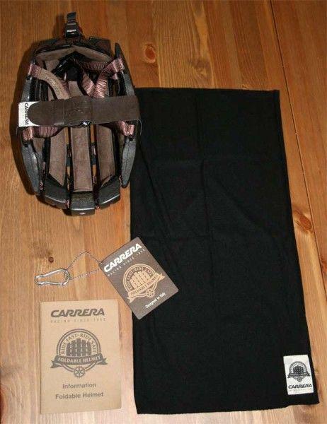 Carrera Foldable Premium Weiß matt 2