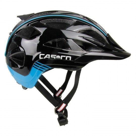 Casco ACTIV 2 Fahrradhelm schwarz blau 2