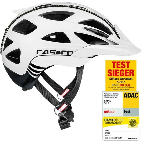 Casco ACTIV 2 Fahrradhelm weiß schwarz 2