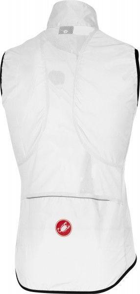 Chaleco ciclista SQUADRA VEST (blanco) - Castelli