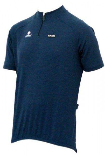 Nalini Base cycling jersey for kids AKELA dark blue