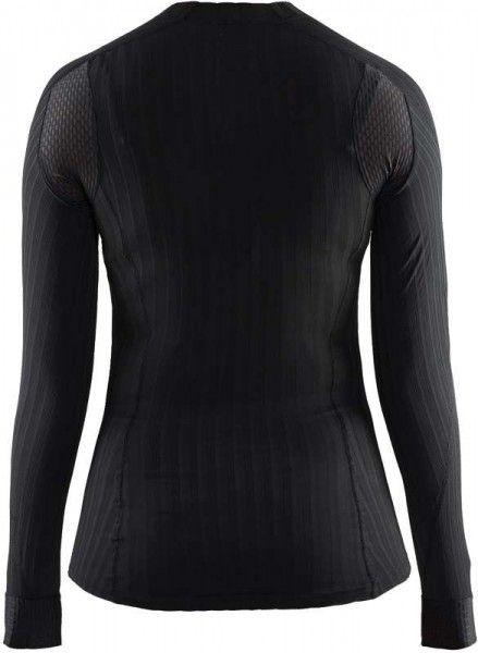 Craft Active Extreme 2.0 Damen Langarm Unterhemd schwarz 2
