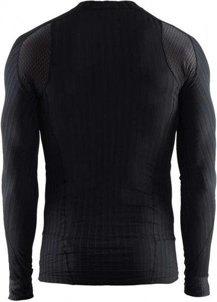 CRAFT Active Extreme 2.0 Crewneck Langarm-Unterhemd schwarz (1904495-9999) Größe L (4)
