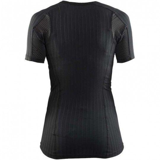 Craft Active Extreme 2.0 Damen kurzarm Unterhemd schwarz 2