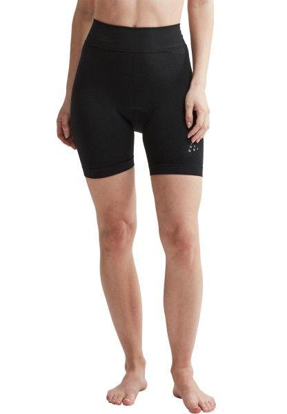 Craft FUSEKNIT Bike Boxer Damen Unterhose schwarz 2