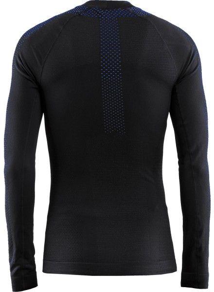 craft warm intensity langarm unterhemd schwarz blau 2
