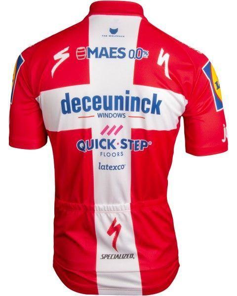 Deceuninck Quick-Step Dähnischer Meister 2019 Radtrikot 2